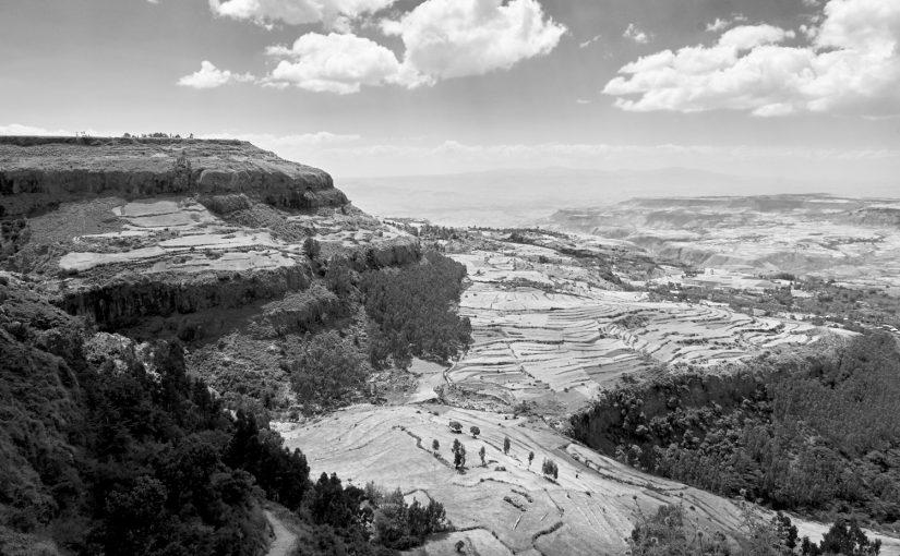 Alem Katema: Landschaft