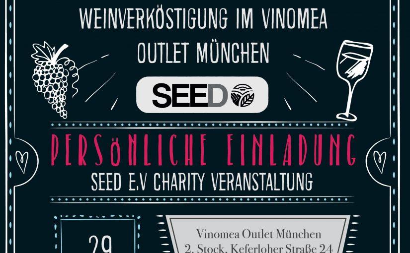 Charity-Weinverkostung